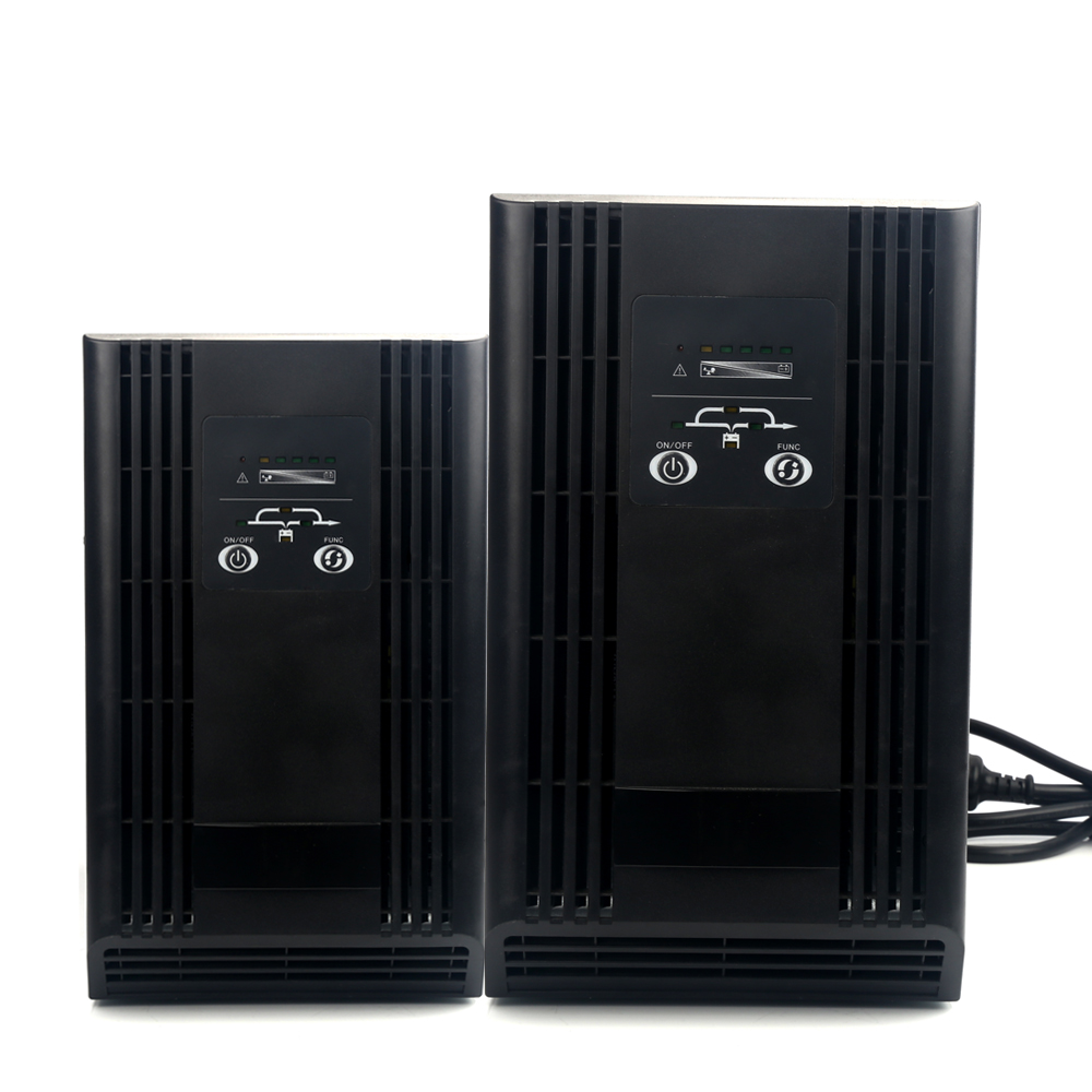 High Quality Supplier OEM&ODM online uninterruptible power supply UPS system 1KVA/2KVA/3KVA with internal battery
