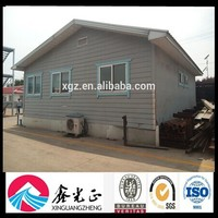 Home Cabin Kit Villa Prefab House in China