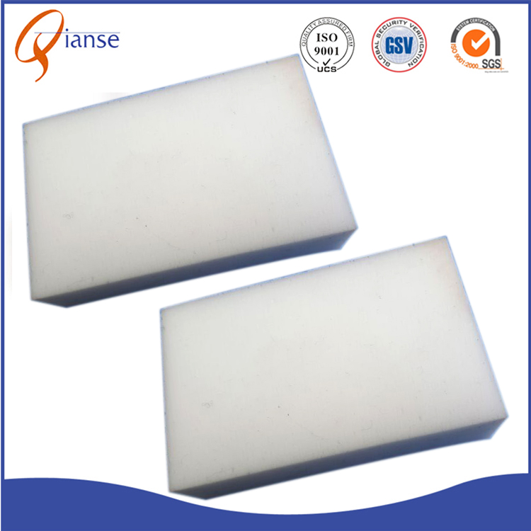 Factory price popular design cheap white kitchen cleaning magic eraser melamine foam nano sponge