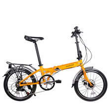 Aluminum alloy 20 inch 7 speed fold up bike for sale