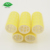 Womens Heated Hair Roller Curler 5 Piece Curling Styling Set Yellow