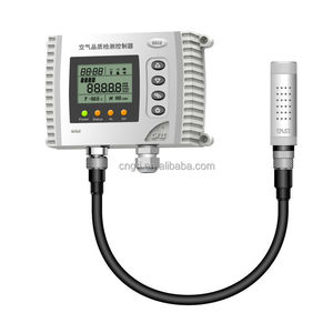 Home- use small and sensitiive temper humidity oxygen gas analyzer
