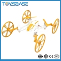 hot sale 2.4ghz Mini 2.4G RC China Quad Copter Walking On The Ground 4 in 1