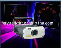 3color RBV Laser rain Effect grenn DJ Disco Light club stage lights