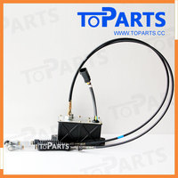 Throttle motor 247-5231 for caterpillar excavator parts E320B 119-0633 139-3917 throttle for electric motor