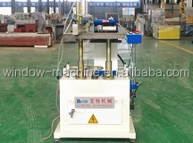Aluminum window machine / Automatic corner key cutting saw
