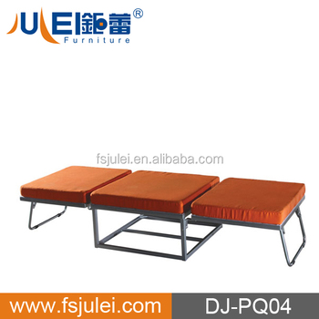 Hot Sale Metal Folding Chair Sofa Bed