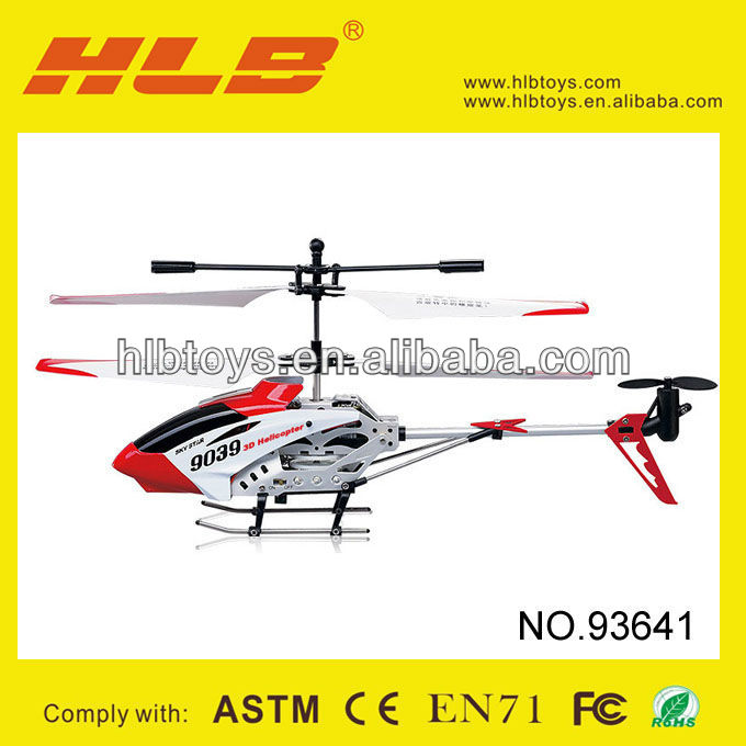 Sky Star 9039 Mini 3CH Infrared Control RC Helicopter with Gyro