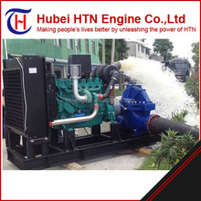 Industrial high pressure dewatering diesel automatic water pumps for sale