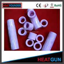 HEATFOUNDER FACTORY HIGH PURITY AL2O3 99.7% CLOSED ONE END C799 ALUMINA CERAMIC TUBE 99