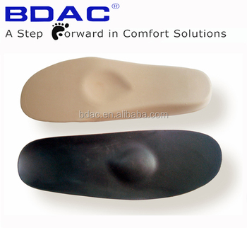 EVA arch support insole custom orthotic insole shoe inserts for sport shoes insole