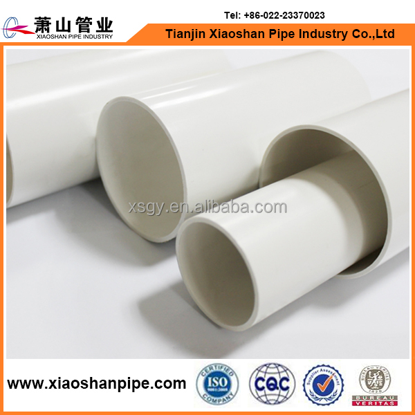 high pressure pvc pipe and names of pvc pipe fittings for water supply