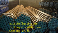 SMLS API 5L GR.B, bridge steel tube, tunnel steel tube