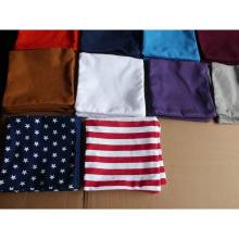 Top quality regulation duck cloth unfilled cornhole bags