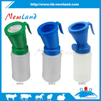 NL925 Ningbo Newland hot sales new type plastic teat dippers for calf cow cattle