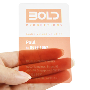 Transparent business cards printing wholesale transparent business transparent business cards printing wholesale transparent business cards suppliers alibaba reheart Gallery