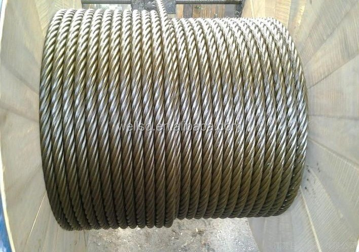 316 Stainless Steel Wire Rope 1x7 7x7 1x17 Buy Wire Rope