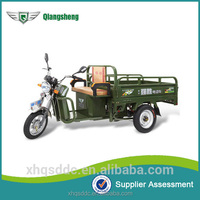 large loading 400kg classic model electric tricycle cargo 3 wheel battery e-tricycle China manufacturer supply
