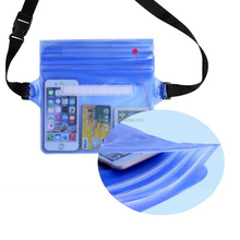 Large Capacity Waterproof Pouch Dry Bag with Waist Strap Waterproof Camera Case Key Case