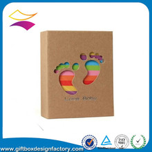 Personalized hardcover book printing baby memory books