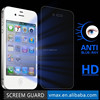 9H 0.33mm 2.5D Anti blue light glasses for iphone 4 tempered glass screen protecto