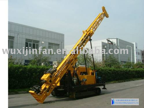 Hydraulic, Good quality and multifunctional YDX--Core series Drilling Rig, made in China, electric/diesel power