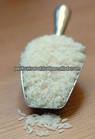 Parboiled And White Rice.