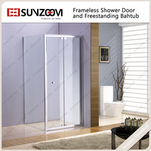 Promotional Top Quality Luxury Design Folding Bath Shower Screen
