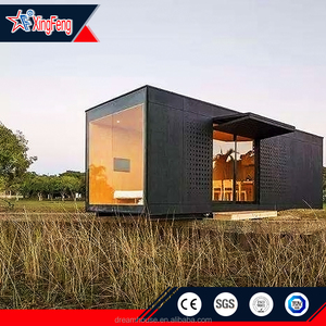 Container coffee shop/container office/modular container home made in china