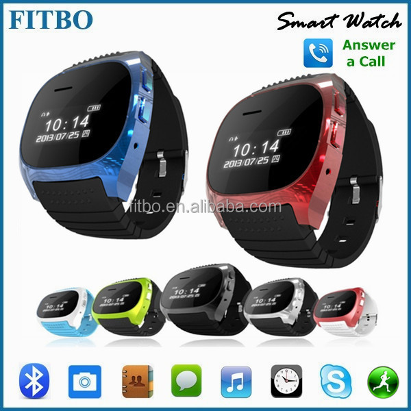Original Sync Anti Lost Health smart watch phone for LG G3/Lenovo
