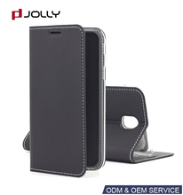 For Samsung galaxy j7 2017 folding leather case;skin cover for Samsungr j5,