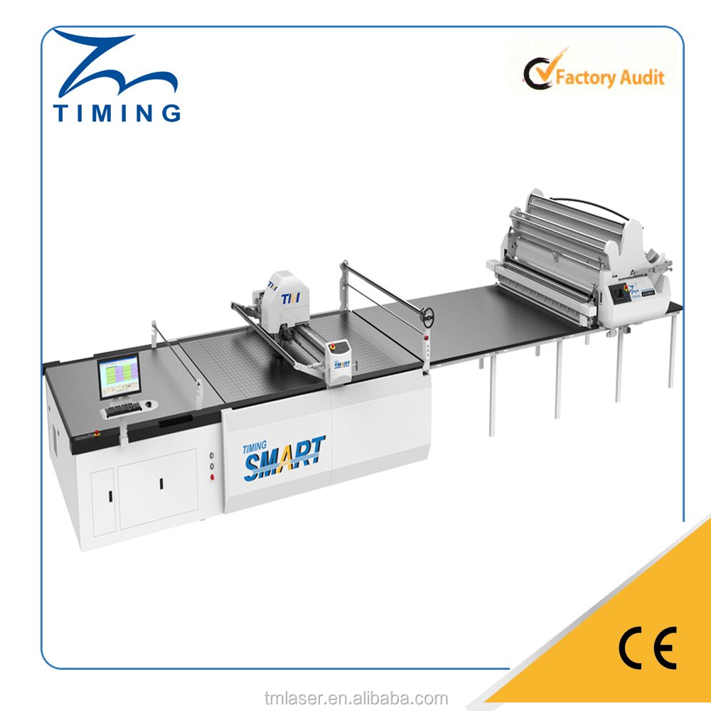 High quality cnc automatic fabric cutting machine price