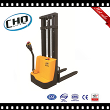 2Ton electric pallet jack stacker, walkie stacker with lifting height 3m