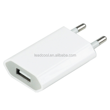 EU USB Wall Charger Home Travel Charger AC Adapter For iPhone3G/3GS/4/4G/5G