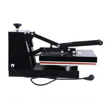 cheap price flatbed t shirt heat press printing machine for sale