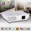 CRE X2000 Native 1920x1080p multimedia projector,3LCD +3LED Projector ,RGB WIFI full hd 3d led projector