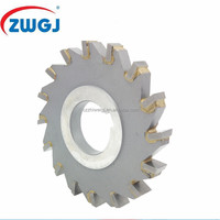 Solid Carbide Saw Blades Cutting Stainless