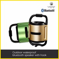 New Product 2016 Climber Bluetooth Mini Speaker Outdoor Portable With 5 Hours Playtime for Climbing