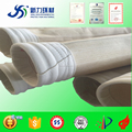 high temperature resistant aramid dust collector filter bag for cement industry