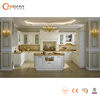 Professional team manufacture solid wood kitchen cabinet ,kitchen cabinet manufacturers ratings