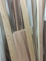 bamboo veneer frame moulding for photo for indoor decor