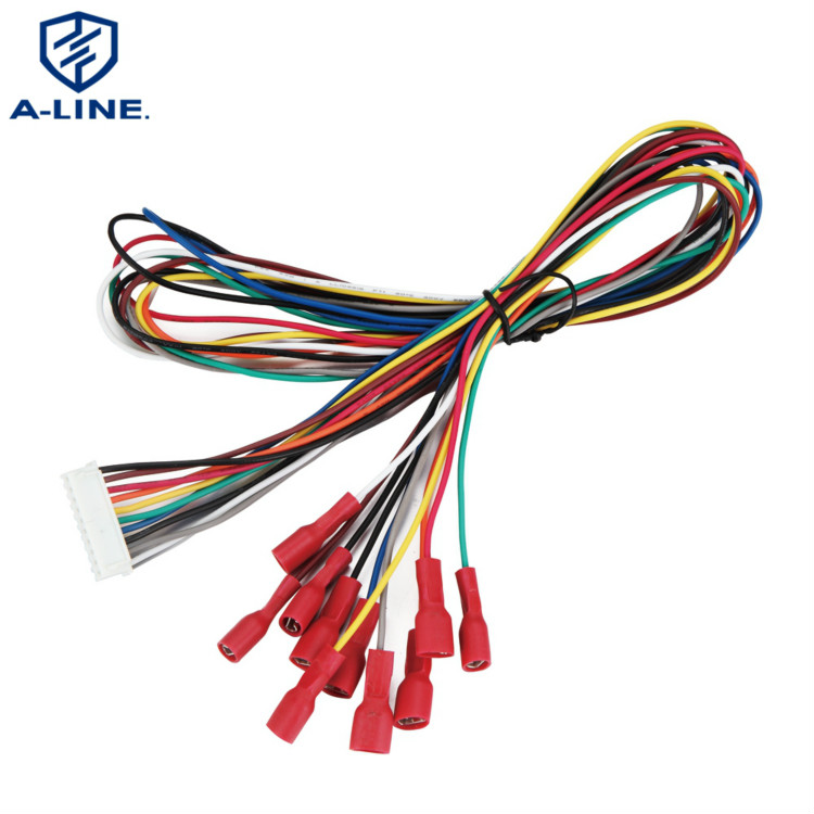 Factory Price Customized Auto Wire Harness Connector