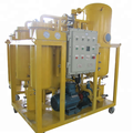 Zhongneng Waste Oil Treatment Machine,  TY Series Turbine Oil Filtering Machine, Oil Recycling Plant