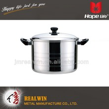 Wholesale top selling encapsulated bottom stock pot