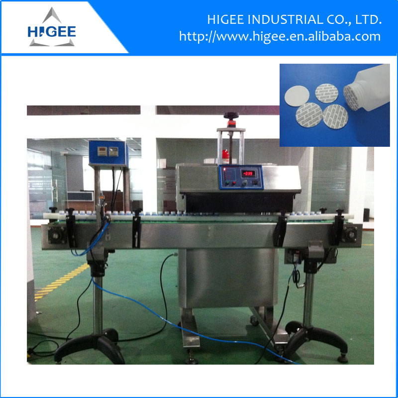 automatic medical bottle mouth heat sealing machine