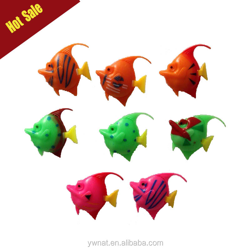 Hot sale decorative Aquarium Plastic Tropic Fish