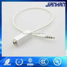 Supplier Wholesaler New Coming Products USB Male To Car Audio Aux 3.5mm USB Cable