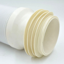 High quality factory price bathroom accessories toilet fittings PVC waste pipe