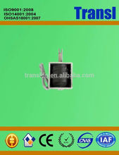 Open Frame Linear Push Pull Motor Solenoid Actuator