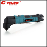 G-max 1300mAh Li-ion Battery Powered 10.8V Cordless Multi Tool GT34003